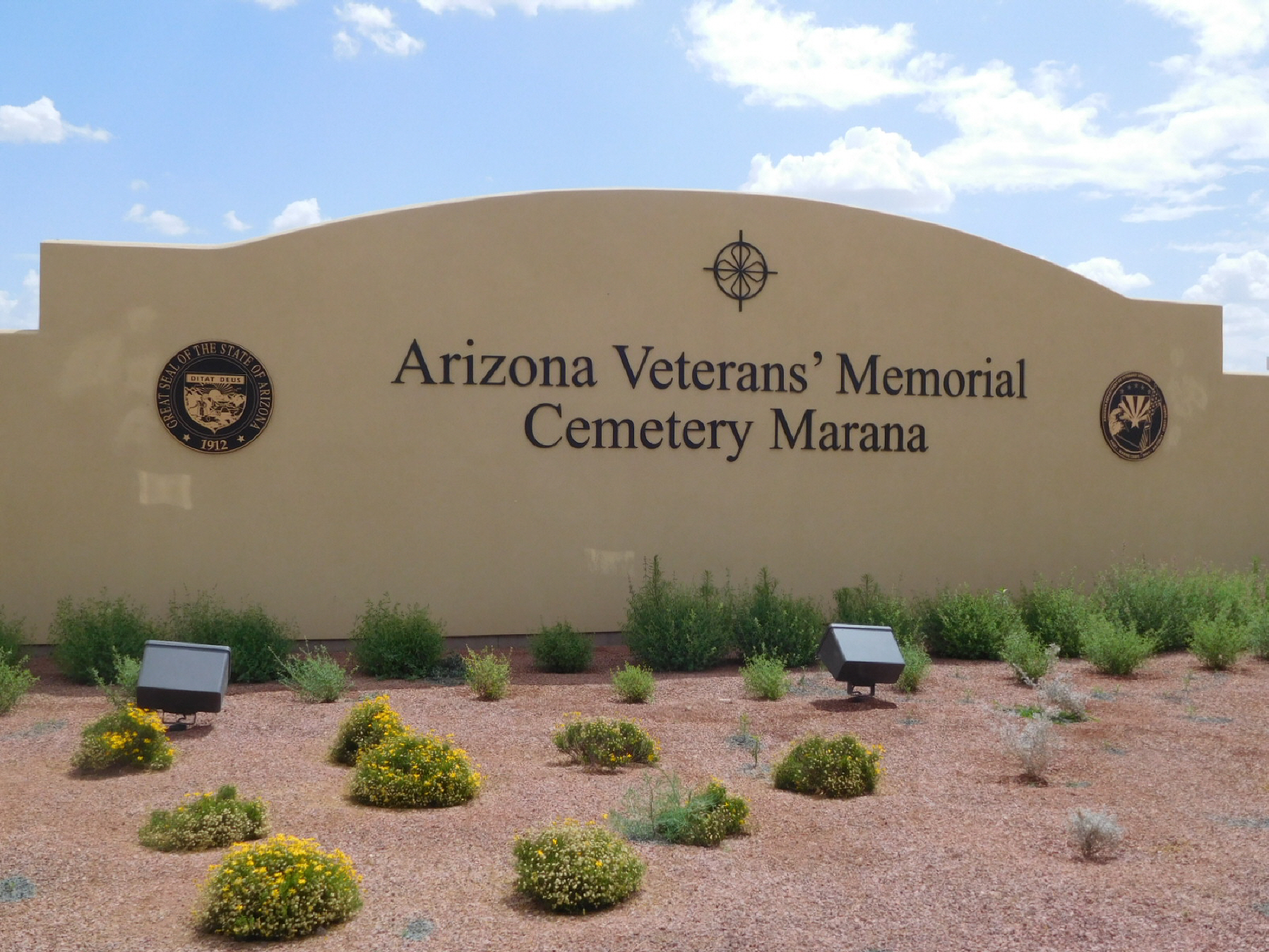 Arizona Veterans Memorial Cemetery