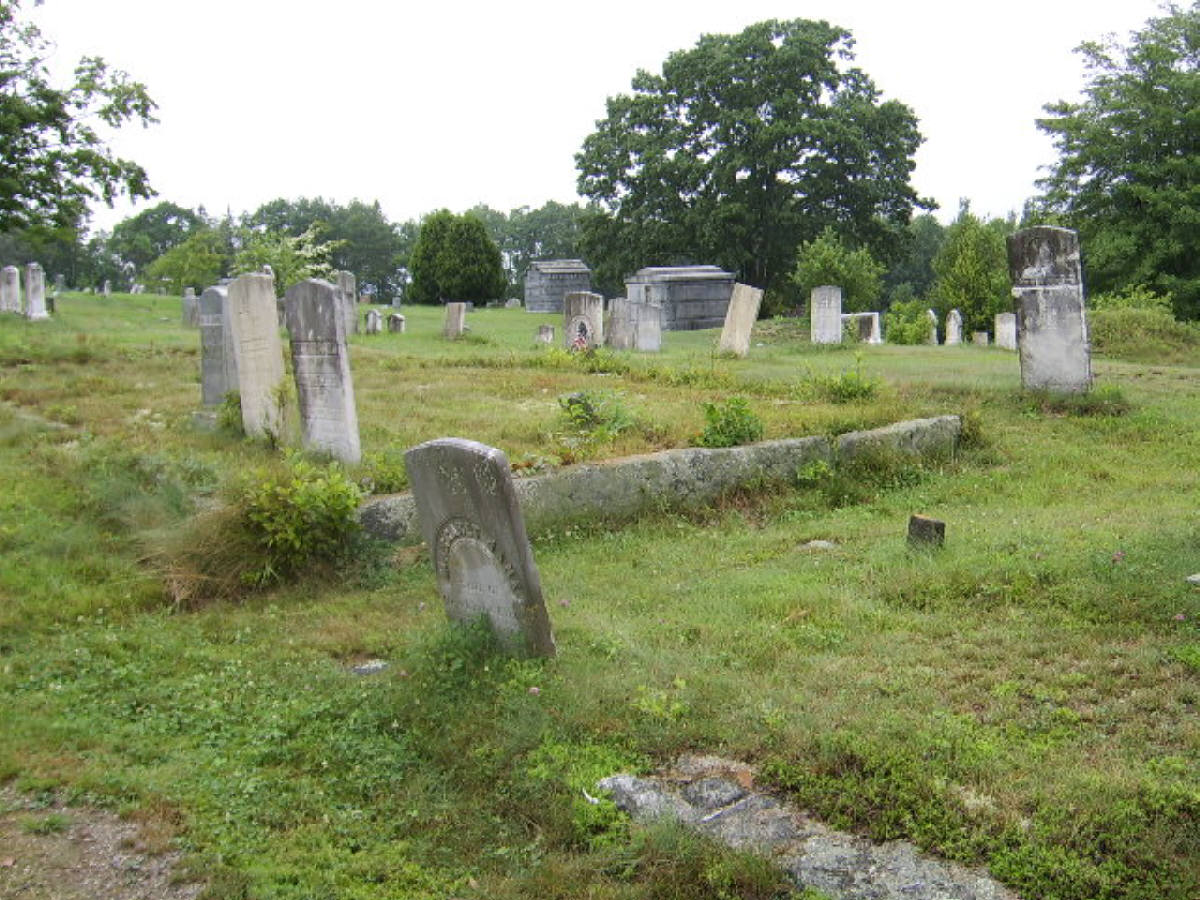 Castine Town Cemetery