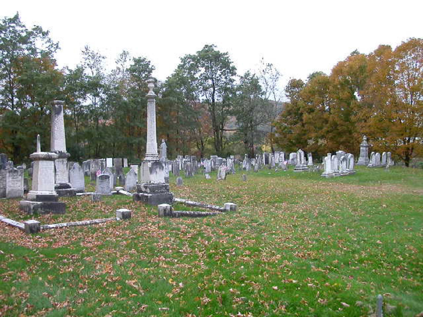 Clarendon Flats Cemetery