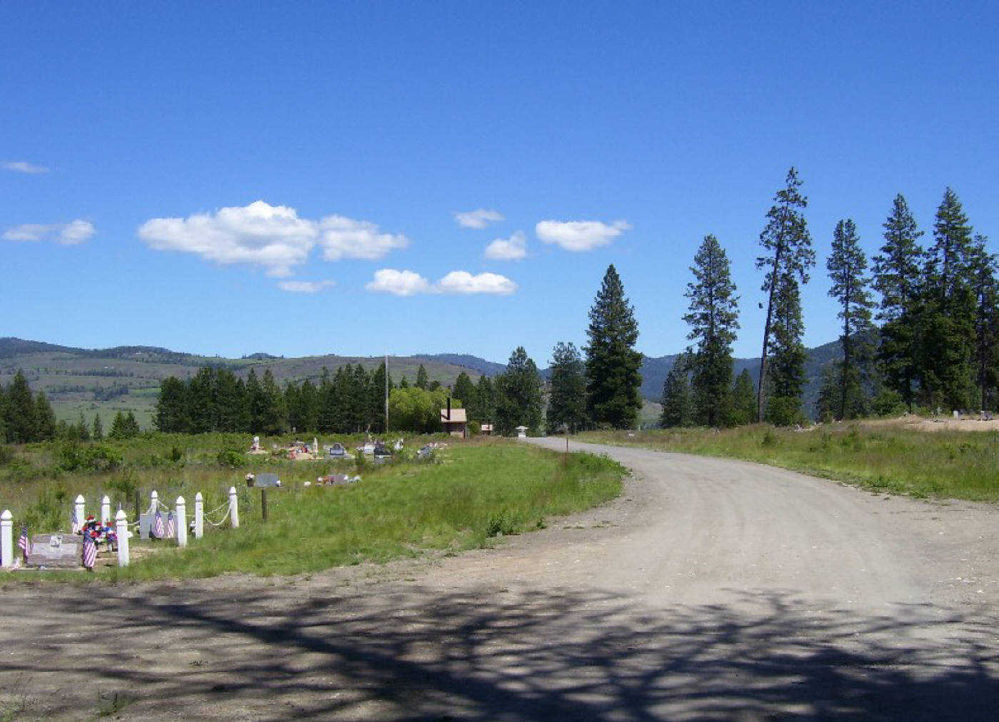 Hall Creek Cemetery