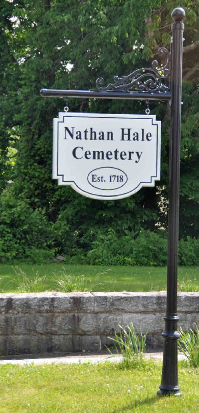 Nathan Hale Cemetery