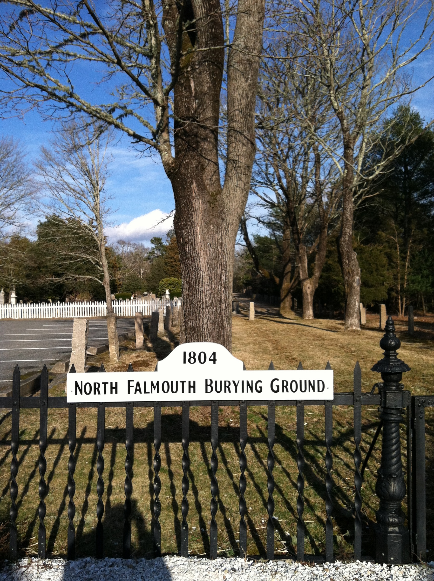 North Falmouth Burying Ground