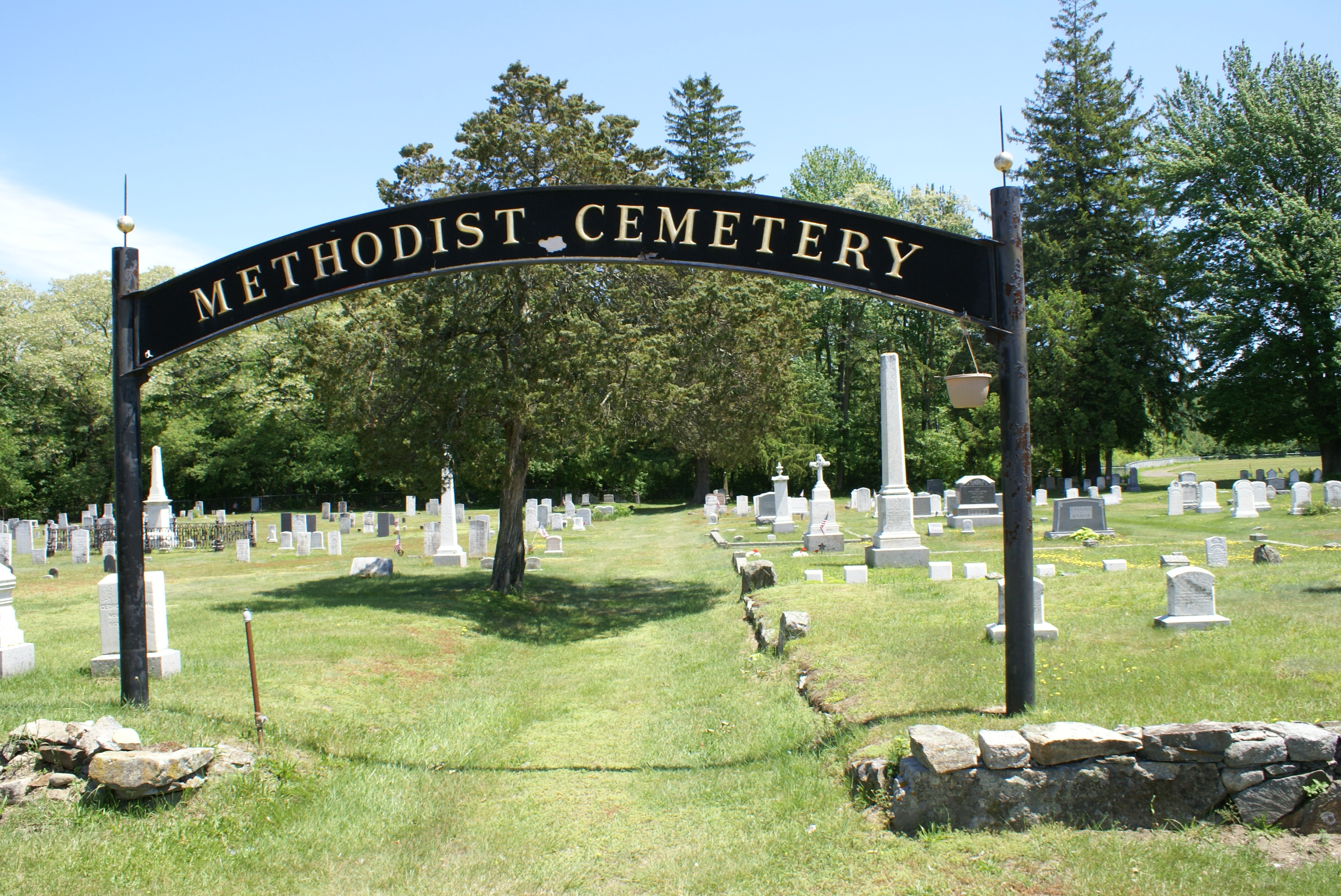 Smithtown AKA Methodist Cemetery