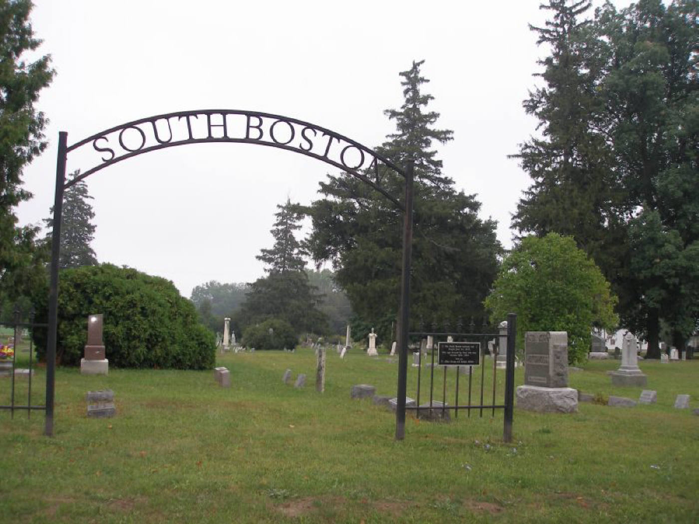 South Boston Cemetery