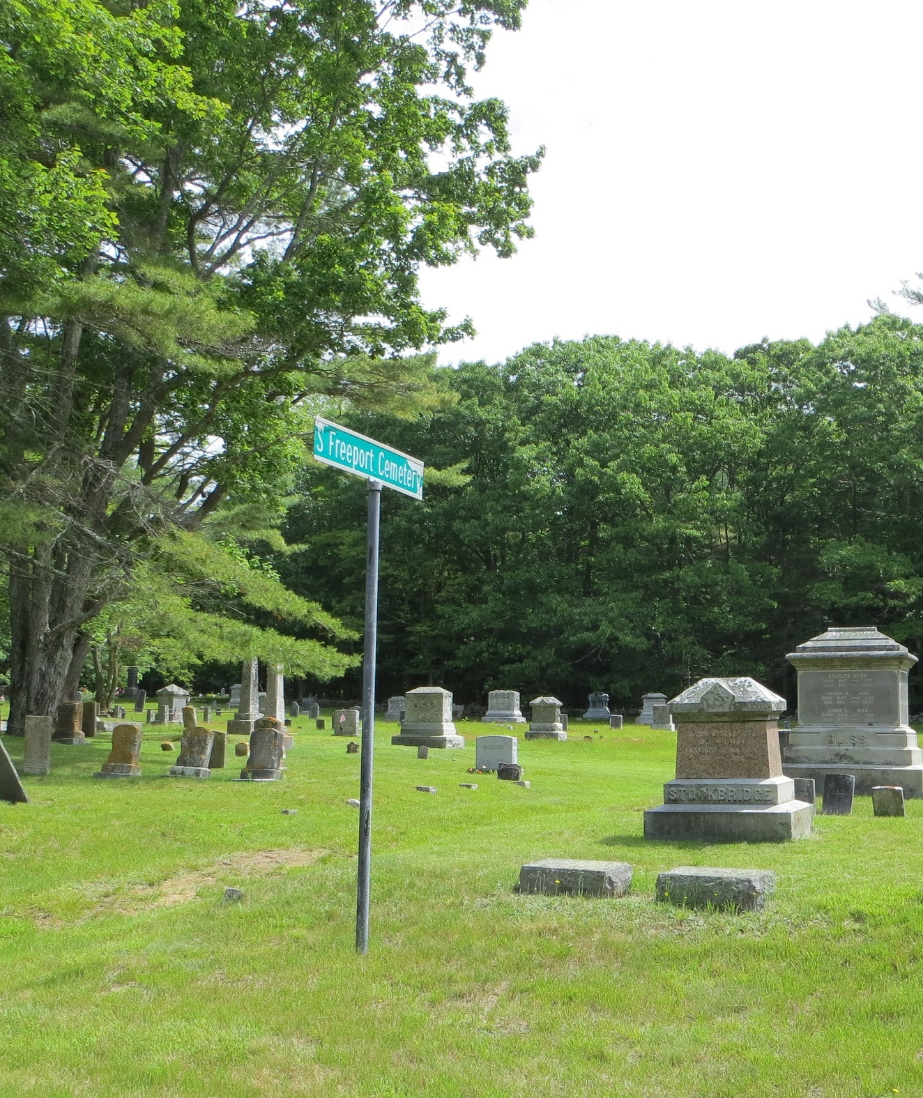 South Freeport Cemetery