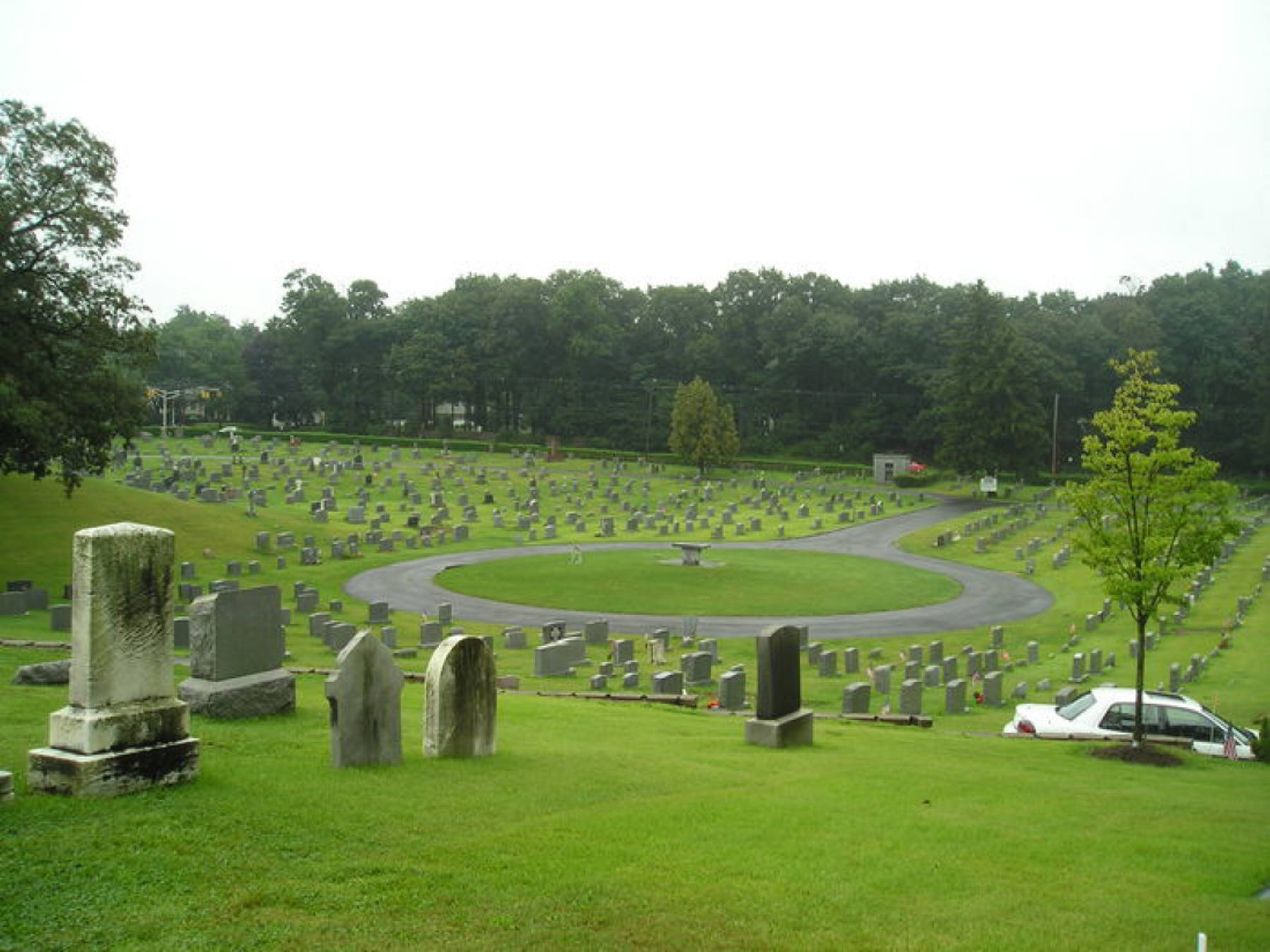 St. Vincent Martyr Cemetery