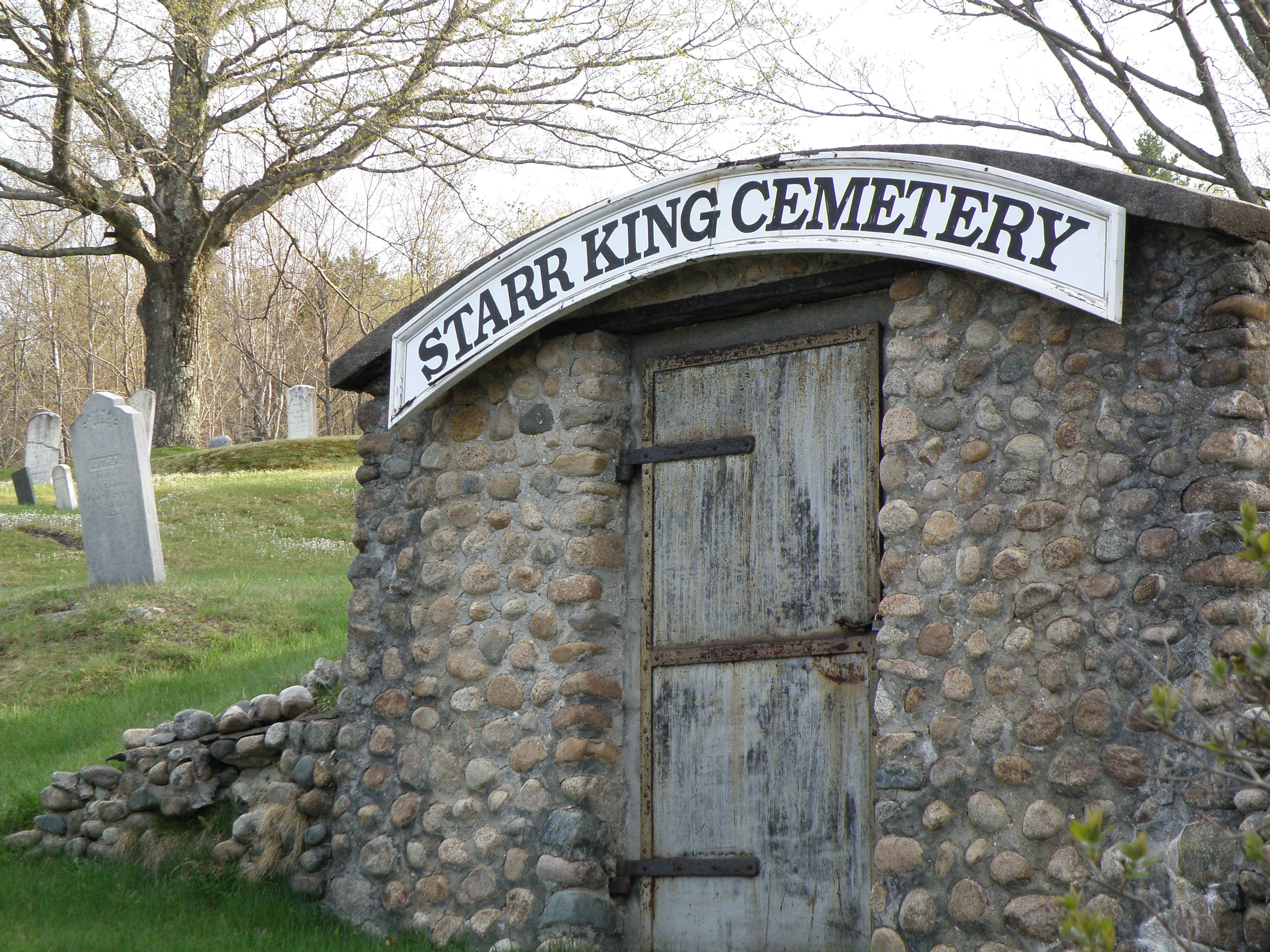 Starr King Cemetery