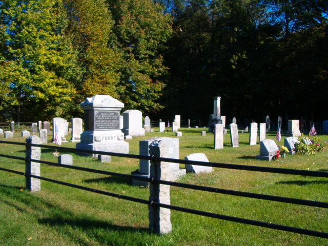 Whithed Cemetery