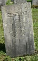 Abigail (Poor) Chase gravestone