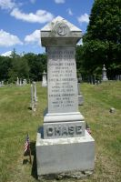 Charles Chase monument