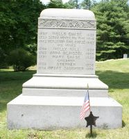 Pike Chase monument