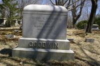 Daniel A. Goodwin, Jr. monument