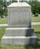 James F. Bean monument