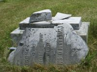 William D. Smith gravestone